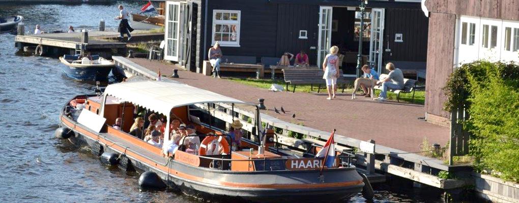 Rondvaart in Haarlem